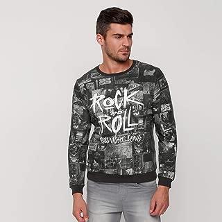 lee Cooper Sweaters For Men, Grey M