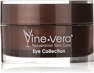 Vine Vera Merlot Collection Resveratrol Eye Collection Dark Circle Eye Cream