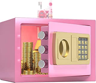 Cabinet Safes, Safe Wall Safes for Home,Home Small Digital Password Insurance Cabinet, Home Anti-Theft Safe Deposit Box, C...