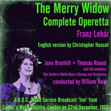 Franz Lehár: The Merry Widow Broadcast 1959