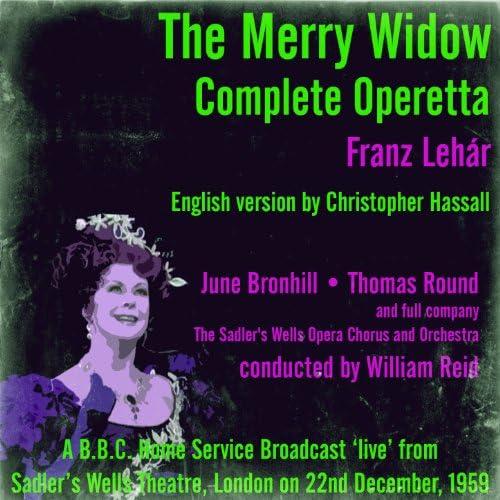 The Sadler's Wells Opera Company, June Bronhill & Thomas Round