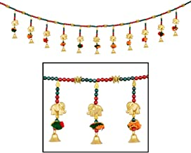 AMBA HANDICRAFT Door Hanging Toran Window Valance Dream Catcher Home Décor Interior Pooja bandanwaar Diwali Gift Festival ...
