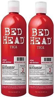 TIGI Bed Head Urban Anti+Dotes Resurrection Level 3 Shampoo & Conditioner per Capelli Danneggiati - 1500 g