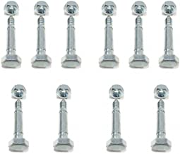 The ROP Shop (10) Shear PIN Bolts for Ariens 532005 53200500 Snowblowers Snowthrowers Auger