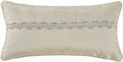 وسادة ديكور من مارك باي ووترفورد إيميليا، 11×22، لون كريمي