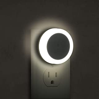 4 Pack Night Light Plug in, Briignite LED Night Light for Kids, Light Sensor Night Lights, Smart Night Light, Hallway Ligh...