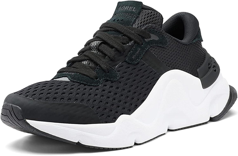 Sorel Women's Kinetic RNEGD Sneaker — Lightweight Mesh & Suede Sneakers