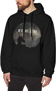 See Sarah Lynn, We are Not Doomed Men's Hoodie Sweatshirt
