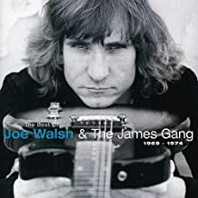 The Best of Joe Walsh and The James Gang 1969-1974