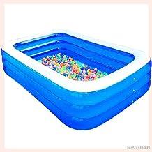 B/H Piscina Familiar Swim Center Piscina para niños,Bañera Hinchable Piscina,Piscina Super Grande Hinchable Hinchable-3.6mB