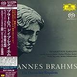 Brahms:Deutsches Requiem [Shm] - Herbert Von Karajan