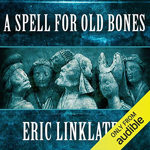 A Spell for Old Bones cover art