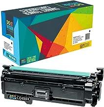 Do it Wiser Remanufactured Toner Cartridge Replacement for HP 507X CE400X HP Laserjet Enterprise HP M551n M551dn M551xh M570dw M570dn M575c M575dn M575f (Black)