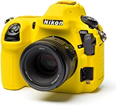 EasyCover ECND850Y Nikon D850 Sarı Silikon Kılıf Silikon Kılıf