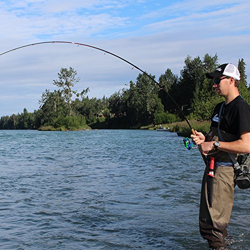 Lamiglas X-11 Salmon/Steelhead Spinning Rod Review 8