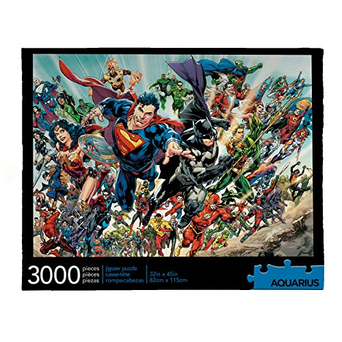 dc comics- Puzzle, Multicolor (NMR Distribution 68512)
