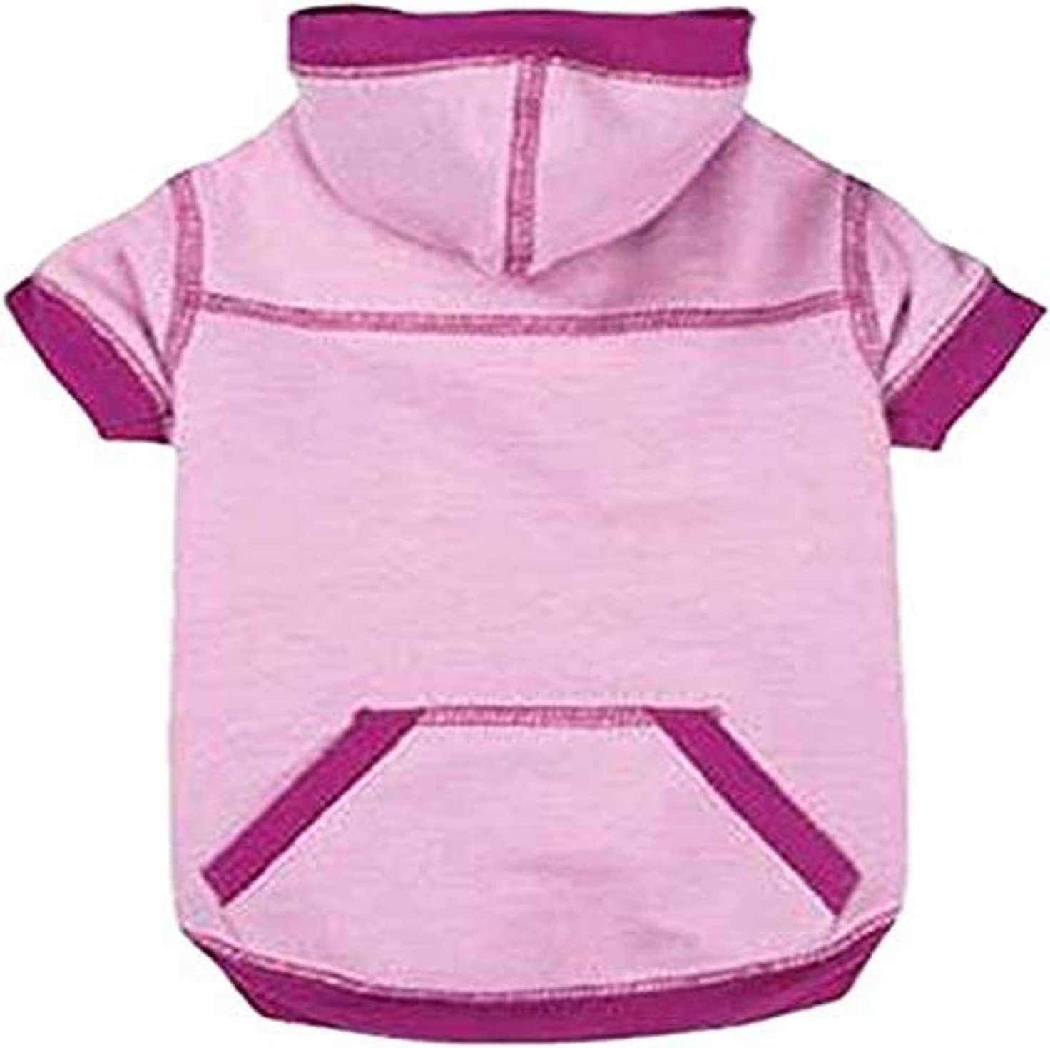 Zack Zoey Chill-ax XX-Small Denver Mall Ranking TOP2 Pink Hoodie