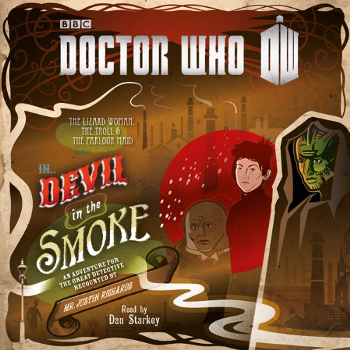 『Doctor Who: The Devil in the Smoke』のカバーアート