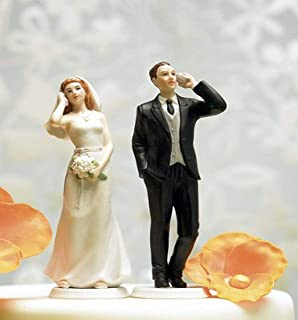Weddingstar Cell Phone Fanatic Groom Mix & Match Cake Topper