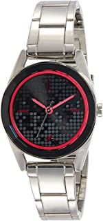 Fastrack Casual Watch for Women, Stainless Steel - 6144SM01