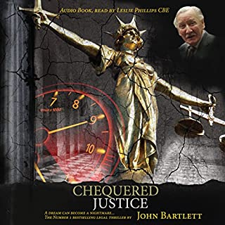 Chequered Justice cover art