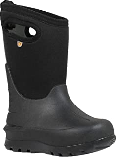 BOGS Kids Neo-Classic Solid Rain Boots