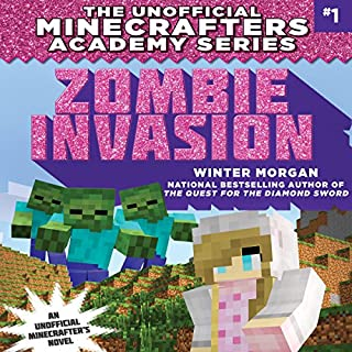 Zombie Invasion audiobook cover art