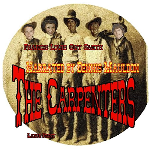 The Carpenters audiobook cover art