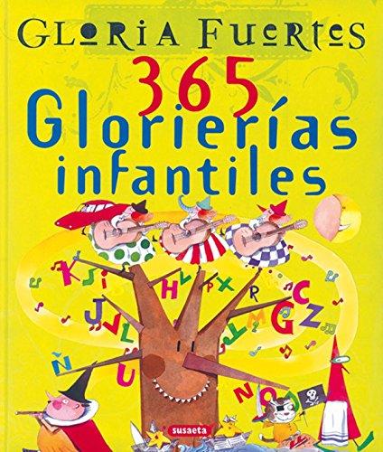 365 Glorierias Infantiles (Grandes Libros) de Gloria Fuertes (11 mar 2005) Tapa dura