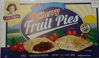 Little Debbie Fruit Pies, Cherry, 17. 19 Ounces