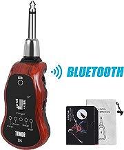 TONOR Amplificadore de Auriculares de Guitarra Eléctrica Recargable Cable Carga USB Altavoz Cinco Efectos Incorporados Guitarra CLEAN/CHOR/FLAG/METAL/WAH