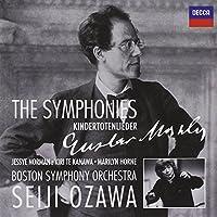 Gustav Mahler: The Symphonies / Kindertotenlieder (2013-09-03)