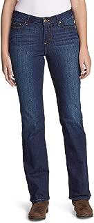 Women's StayShape Boot Cut Jeans - Curvy