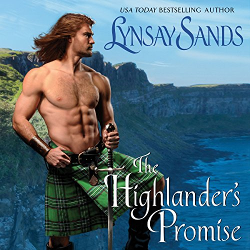 The Highlander's Promise audiobook cover art