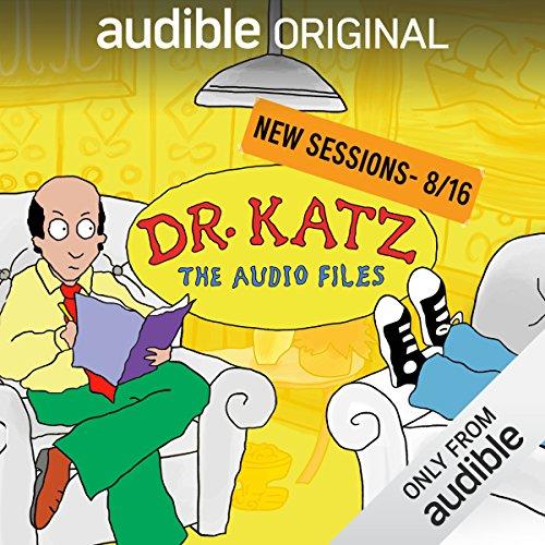 Dr. Katz: The Audiobook audiobook cover art