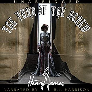 The Turn of the Screw [Classic Tales Edition] audiobook cover art