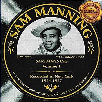 Sam Manning 1924-1927, Vol. 1