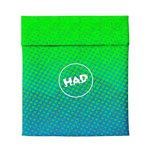 Had® Go Storage Bande de Poignet Homme, Fader Green, L/XL