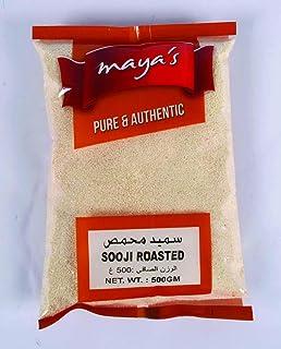 maya's Sooji Roasted 500gm