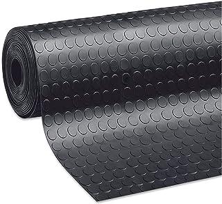 SCSpecial Lot de 4 tapis de course en caoutchouc absorbant les chocs pour tapis de course ou tapis de sol
