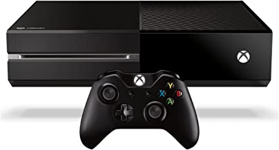 Microsoft Xbox One 1 TB, Special Edition Matte Black (Renewed) [video game]