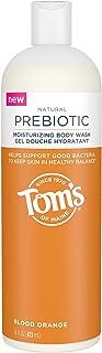 Tom's of Maine Prebiotic Moisturizing Natural Body Wash, Blood Orange, 16 oz.