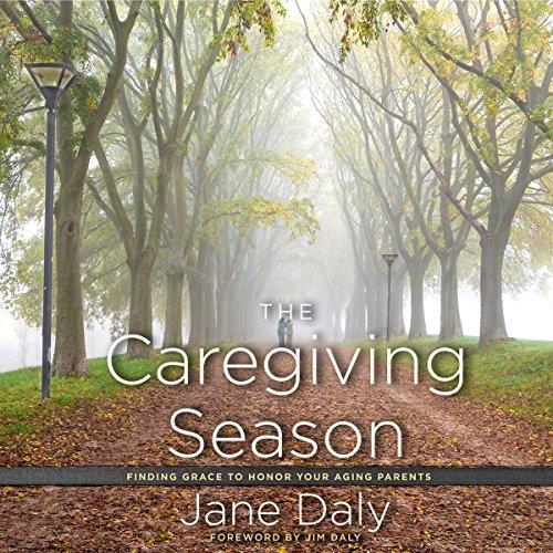 The Caregiving Season cover art