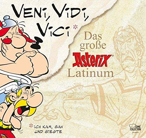 Veni, vidi, vici: Das große Asterix Latinum