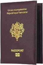 Lot de 5 depuis avril 2017 /Étui protecteur anti-d/échirure transparent de Amathings 5 pi/èces NOUVEAU Passeport