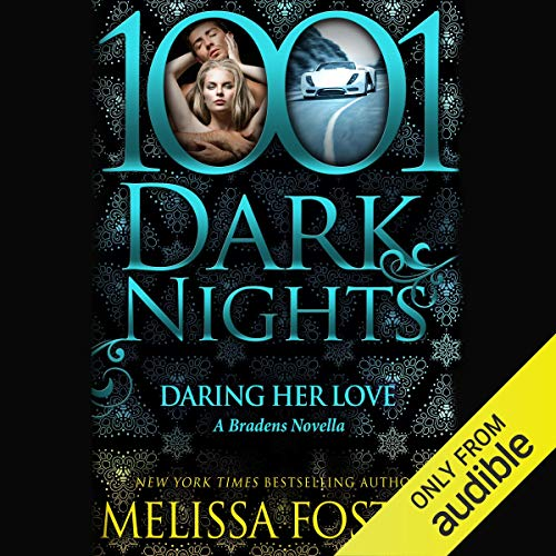 Daring Her Love audiobook cover art