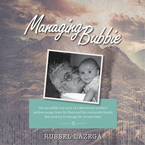 Managing Bubbie audiobook cover art