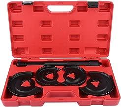 Professional Coil Spring Compressor Repair Kit, Shock Absorber Tool Set for Mercedes-Benz W116, W123, W124, W129, W149, W170, W201, W202, W210, W212, GM, OPEL, Peugeot, Rover