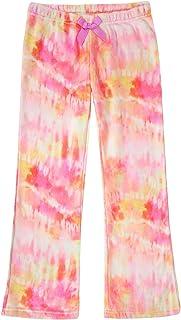 Girl's Fleece Pajama Pants Kids Soft Sleepwear Casual...