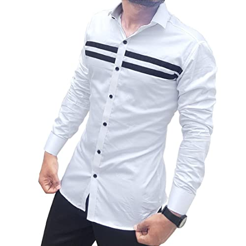 27139c40173a White Shirts: Buy White Shirts Online at Best Prices in India ...